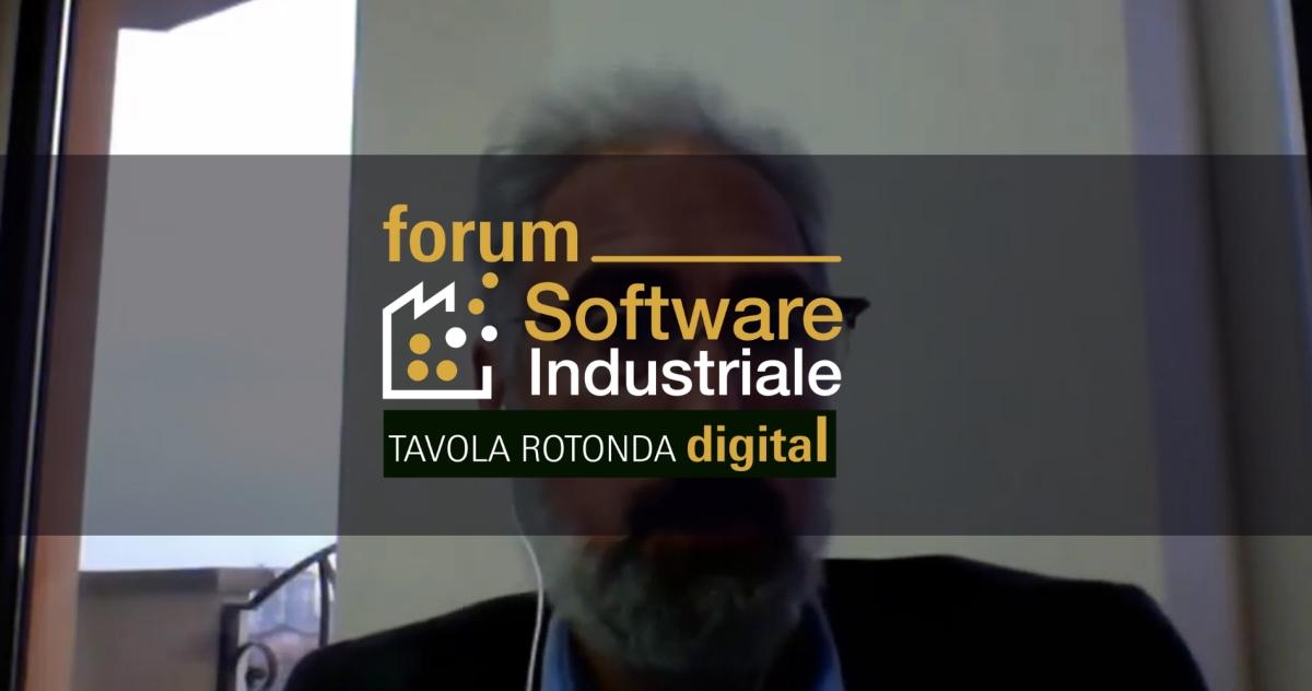 Tavola Rotonda Forum Software Industriale - Digitalizzazione dei processi