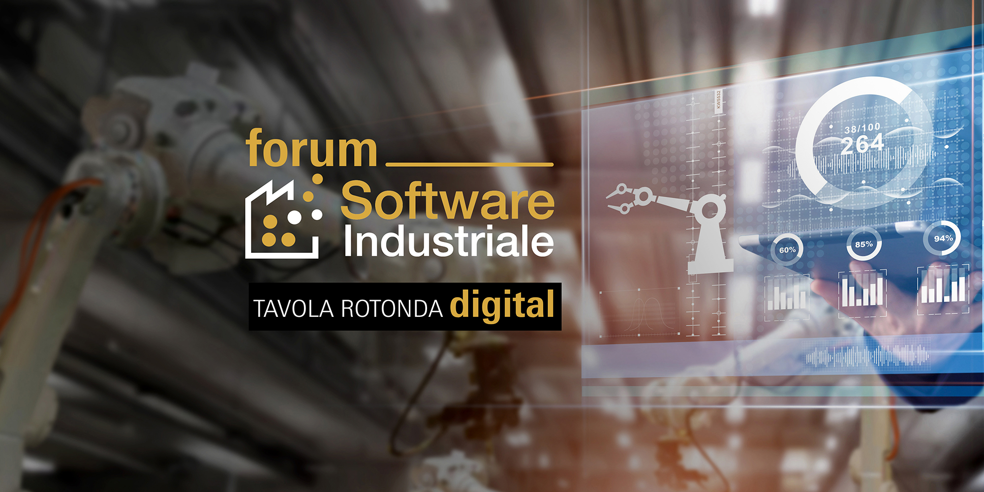 Forum Software Industriale - Tavola Rotonda