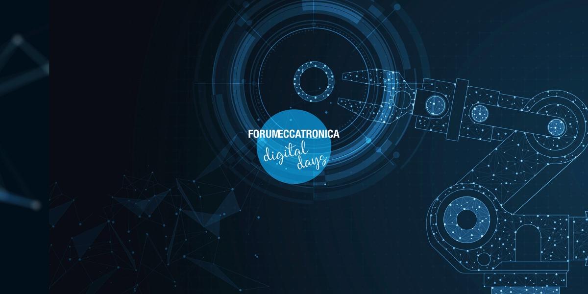 Forum Meccatronica Digital Days - Sessione Progettazione
