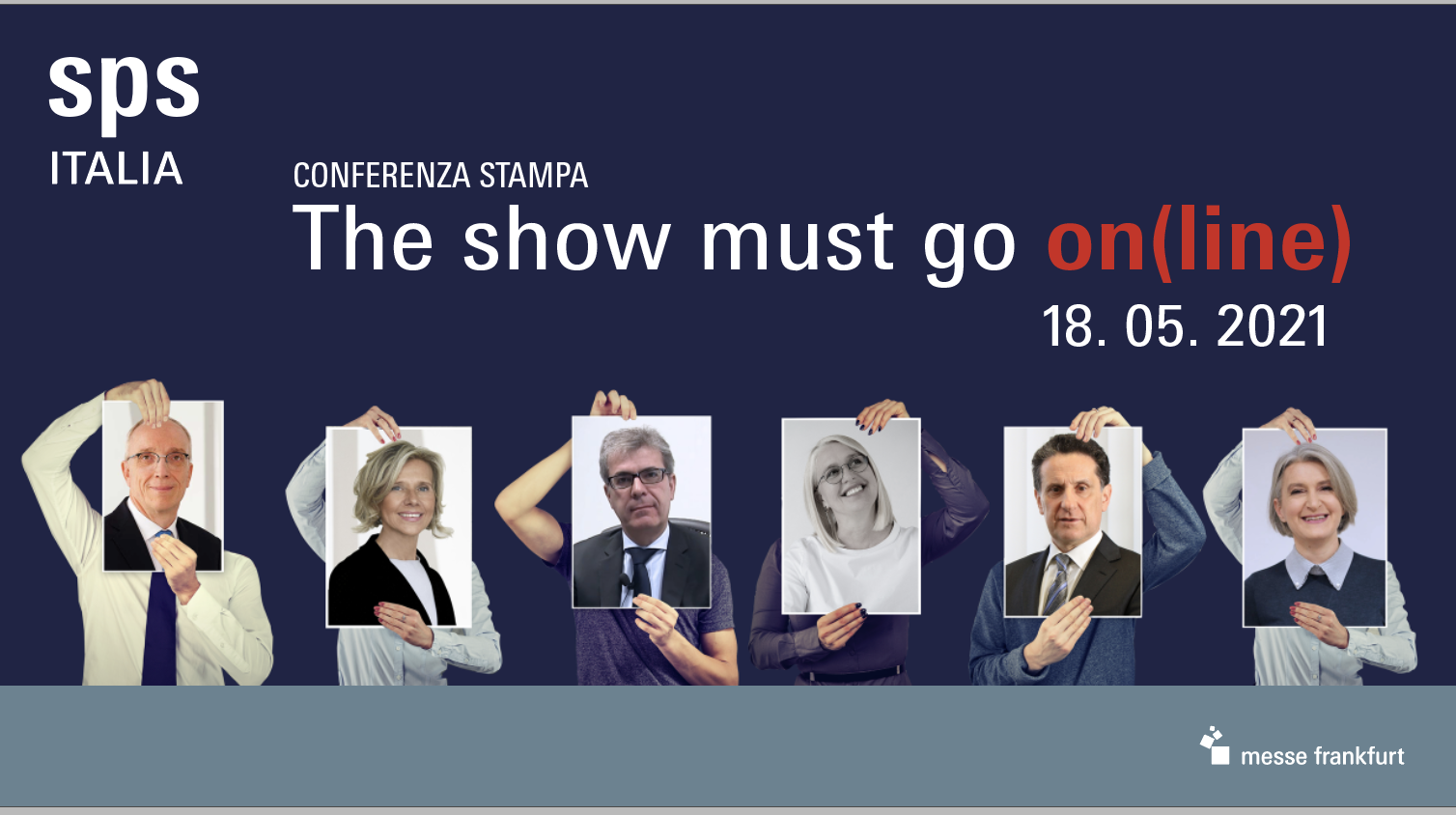 The show must go on(line)