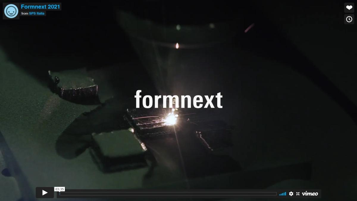 Formnext 2021 - Spot
