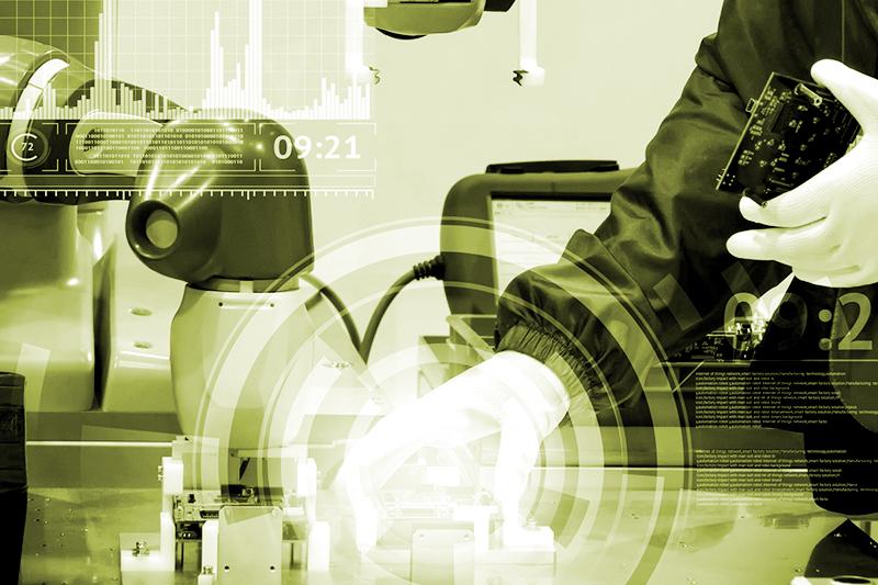 Robotica e Meccatronica: dall'intelligenza artificiale ai sistemi collaborativi