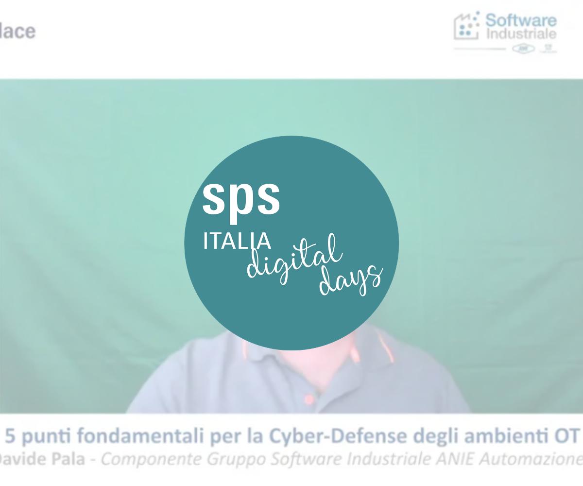 5 punti fondamentali per la Cyber-Defense degli ambienti OT