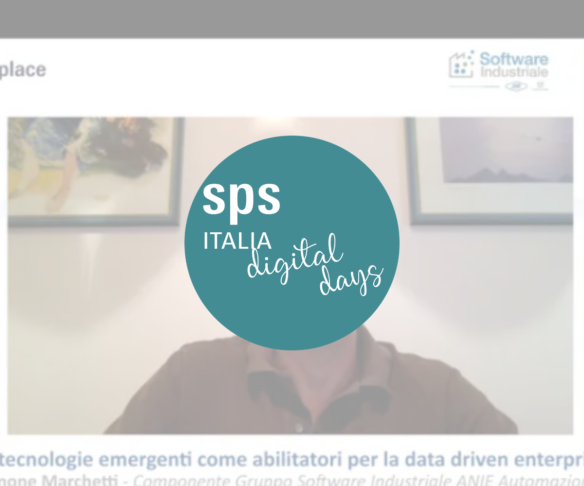 Le tecnologie emergenti come abilitatori per la data driven enterprise.