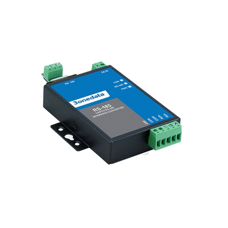 1-port CAN Bus to RS-485 Converter
