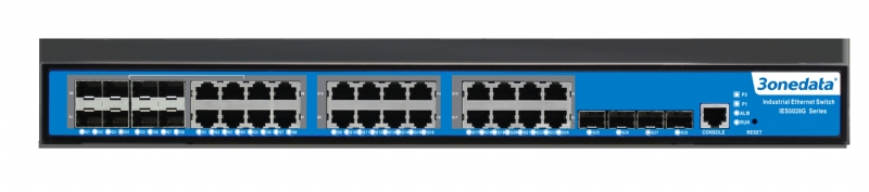 10G L3 Industrial Ethernet Switch