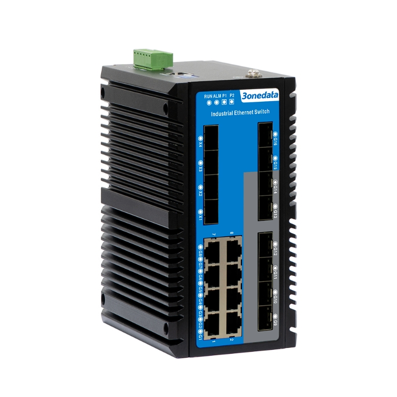 10 Gigabit L3 Managed Ethernet Switch