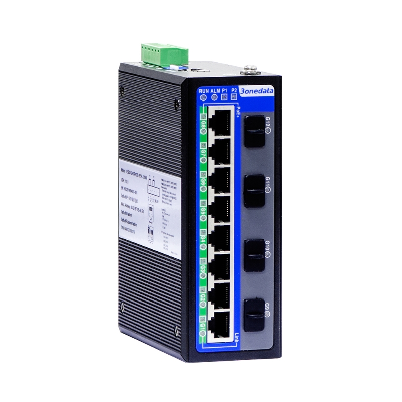 Full Gigabit Ethernet Switch(PoE optional)
