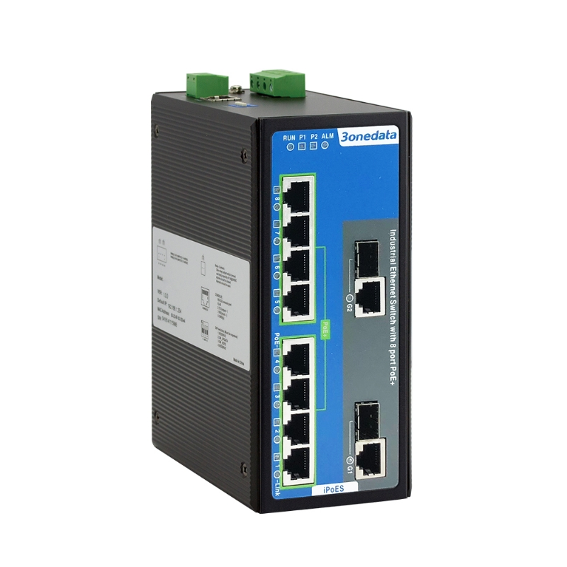 100M/Gigabit Managed Ethernet Switch