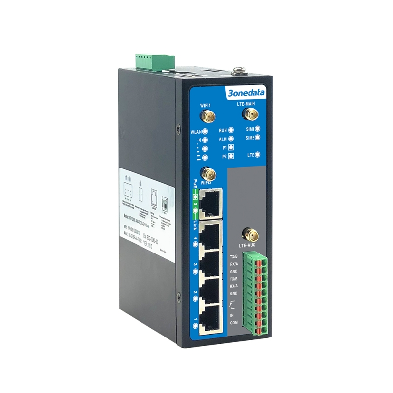 Industrial-grade 4G Router