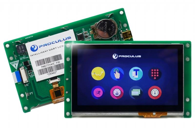 LCD Intelligenti Proculus