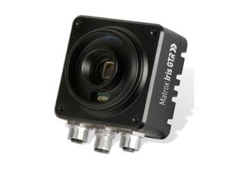 Matrox Design Assistant X e smartcamera IRIS GTR