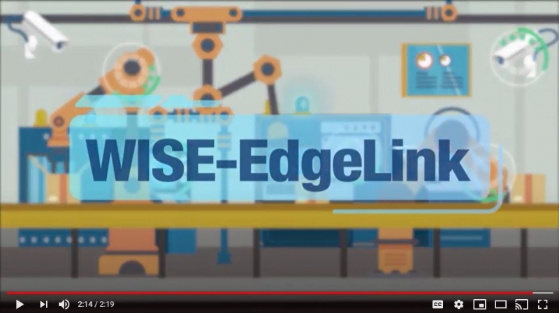 Powering Edge Intelligence with Advantech's WISE- EdgeLink