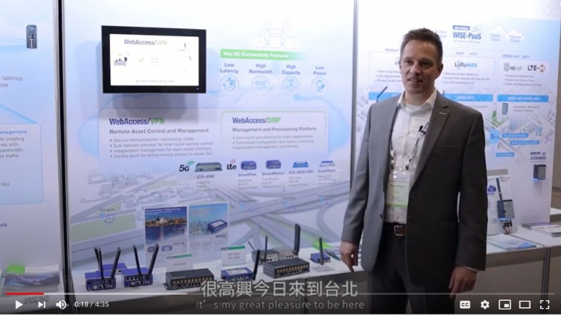Industrial IoT - 5G Connectivity Solution