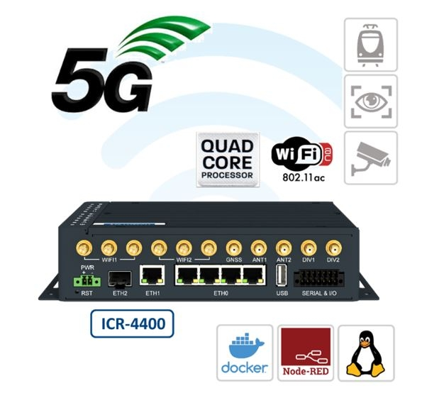 ICR-4400, 5G Router