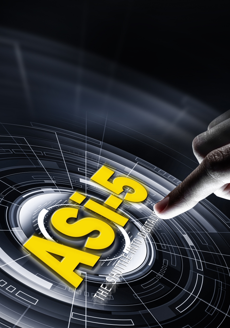 ASi-5 new and advanced wiring technology