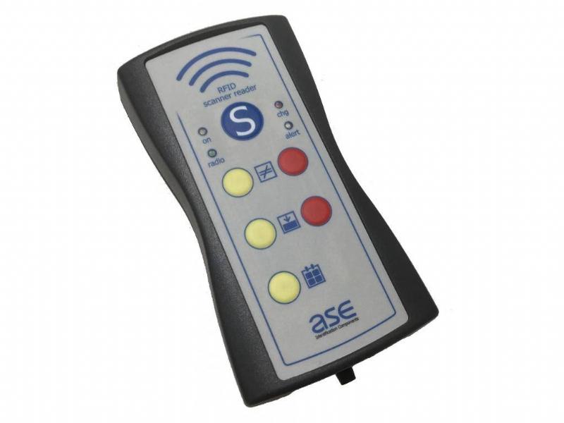 LETTORE PORTATILE RFID UHF - J4