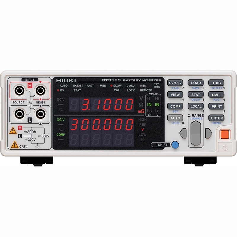 Tester prova batterie Serie BT356X