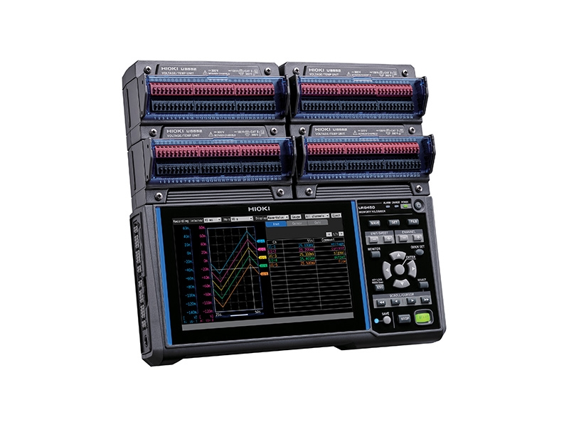 Data Logger Multi-ingresso LR8450