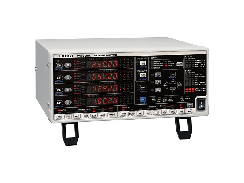 Wattmetro trifase PW3336