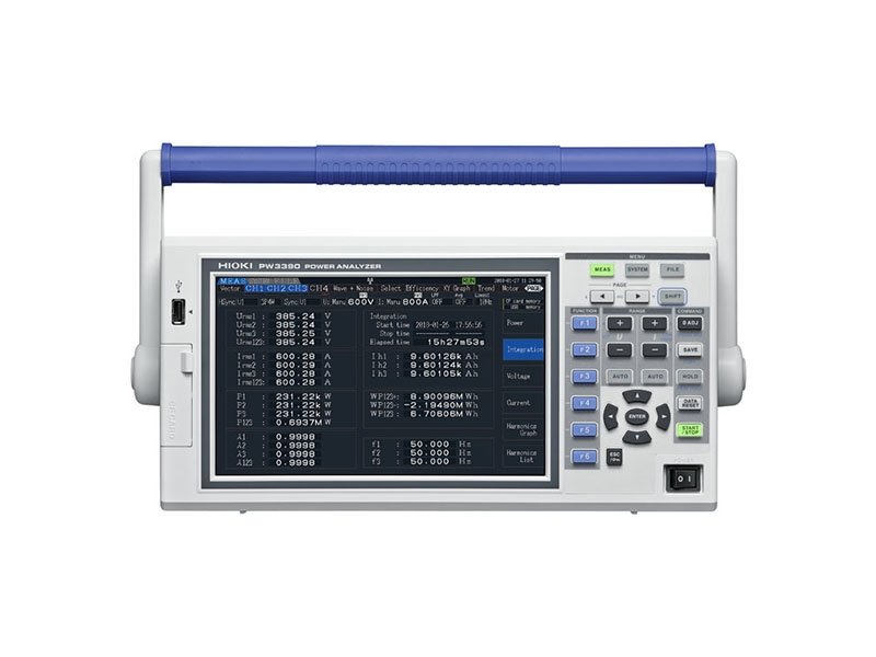 Analizzatore di potenza PW3390