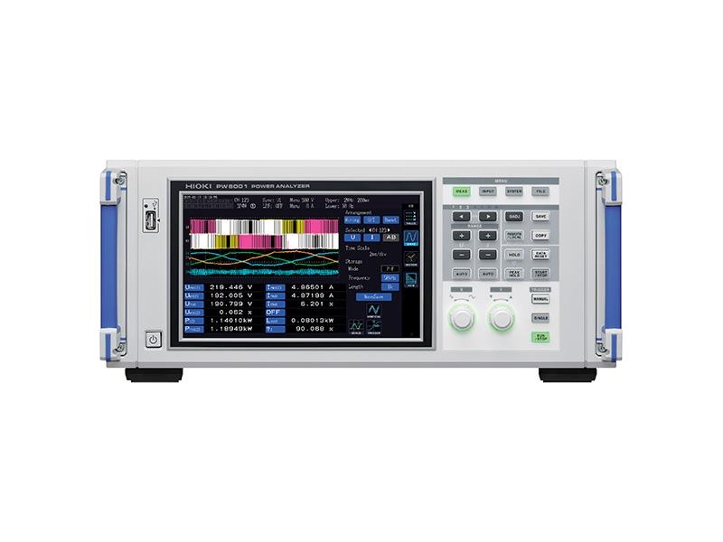 Analizzatore di potenza PW6001