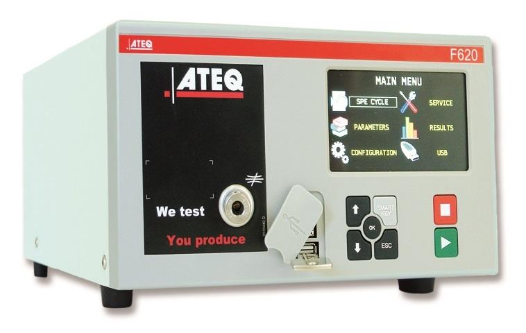 ATEQ F 620 - strumento per il controllo delle perdite
