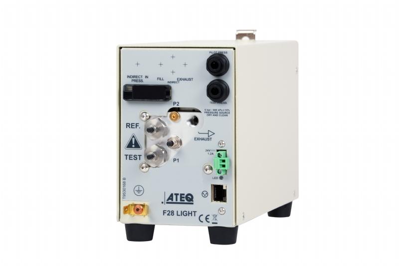 ATEQ F 28 L - strumento per il controllo delle perdite