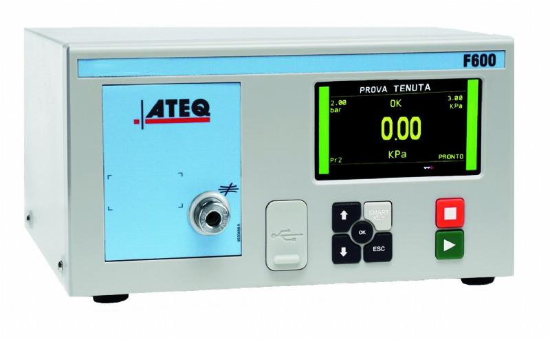 ATEQ F 600 - strumento per il controllo delle perdite