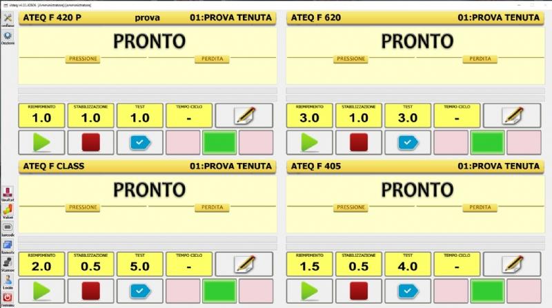 I-ATEQ - software per la gestione degli strumenti ATEQ