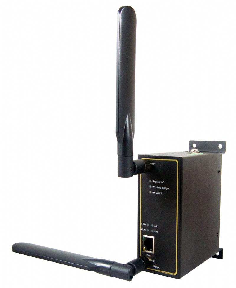 Il Wireless Access Point sicuro e versatile anche nelle condizioni più difficili.