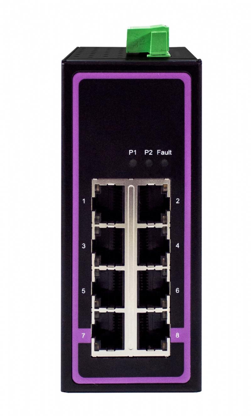 Una soluzione plug-and-play compatta per una commutazione di rete veloce e affidabile,  crittografata MACsec.
