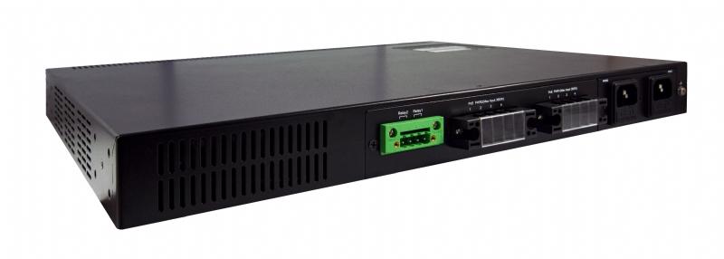 Switch di terzo livello: flessibile, potente, versatile e sicuro per l'automazione e l'IoT.