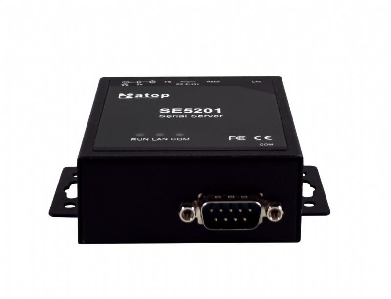 La soluzione compatta ed economica per trasformare qualsiasi dispositivo seriale in uno compatibile con Ethernet.