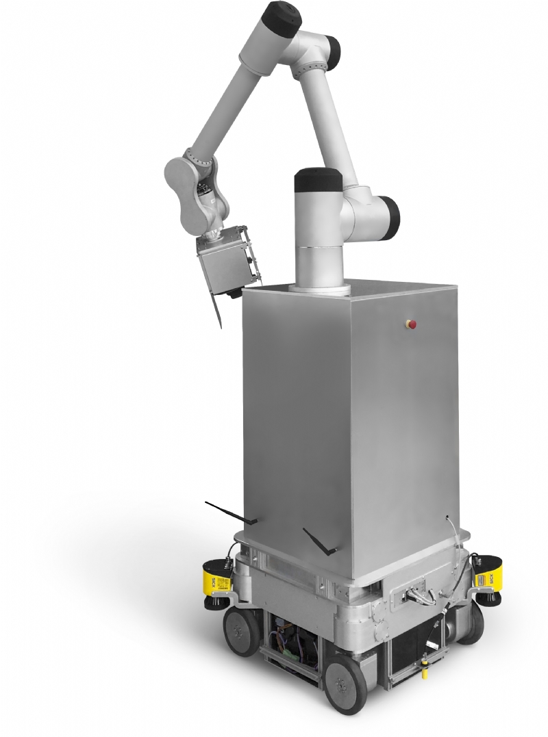 first italian mobile cobot