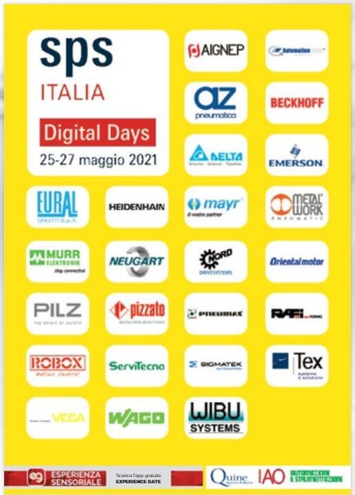 SPS Italia Digital Days 2021