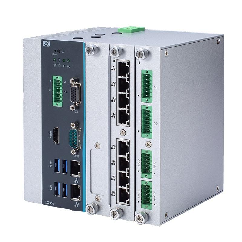 Soluzione DINRAIL ICO500
