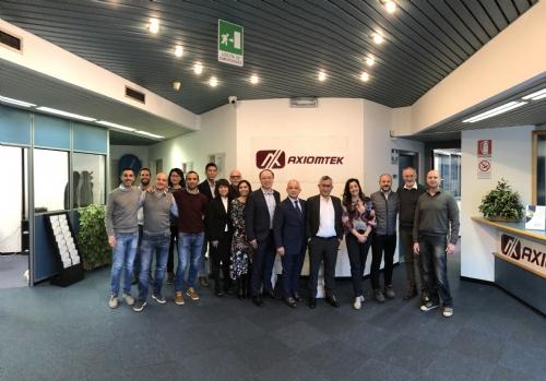 Axiomtek Italia Staff