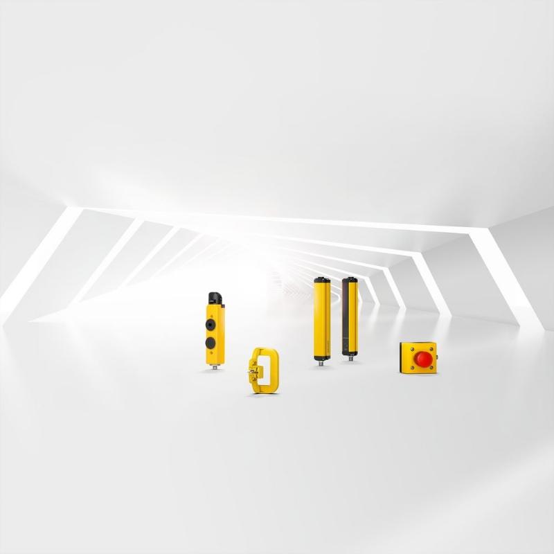 BNI0098 Safety HUB over IO-Link