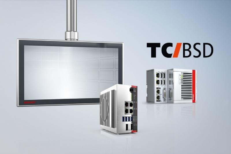 TwinCAT/BSD - il sistema operativo alternativo per le piattaforme di automazione PC based