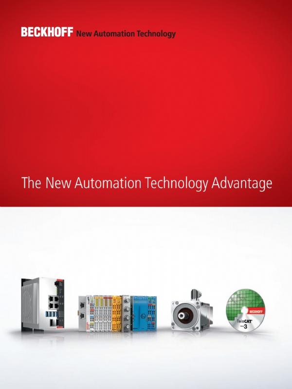 The New Automation Technology Advantage