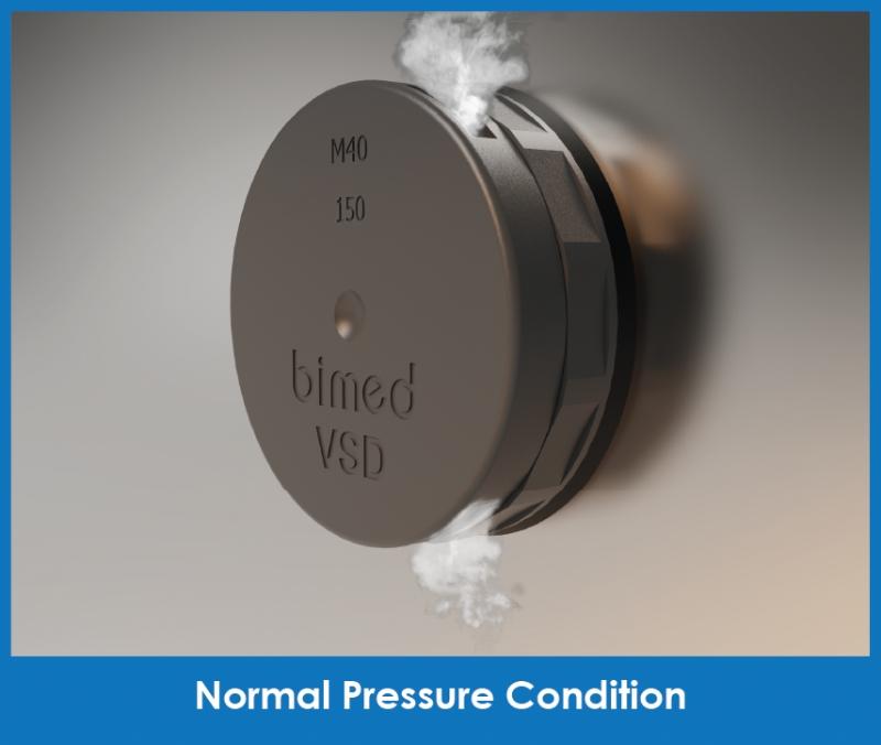 VSD - Ventilation Safety Device