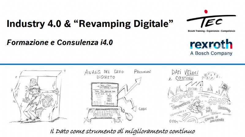 SCUOLA DI FORMAZIONE BOSCH TEC - Industry4.0