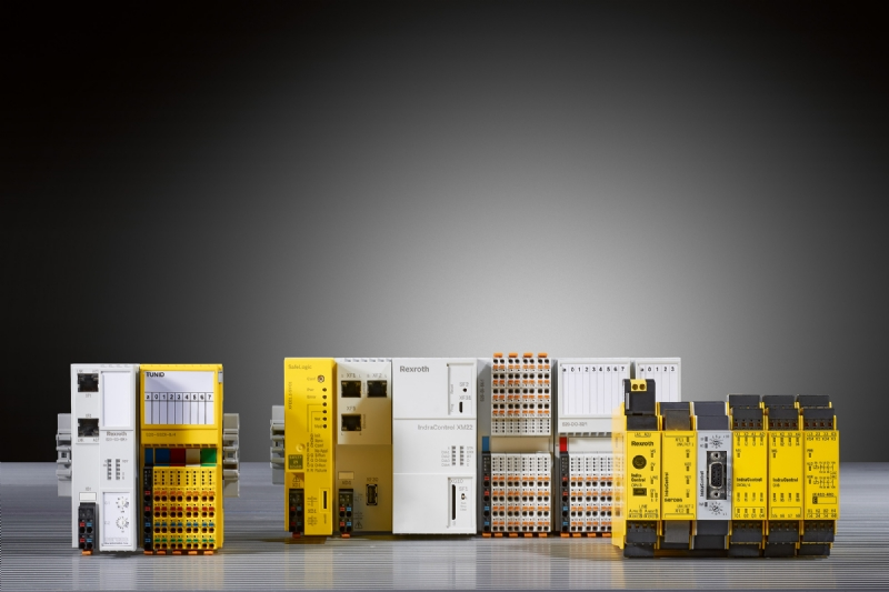 Sistemi di Automazione Bosch Rexroth