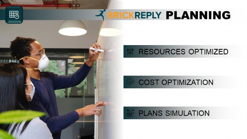 BRICK REPLY - PLANNING