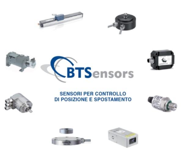 Gamma Sensori per controllo posizione e spostamento
