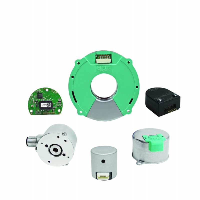 Kit Encoder Multigiro