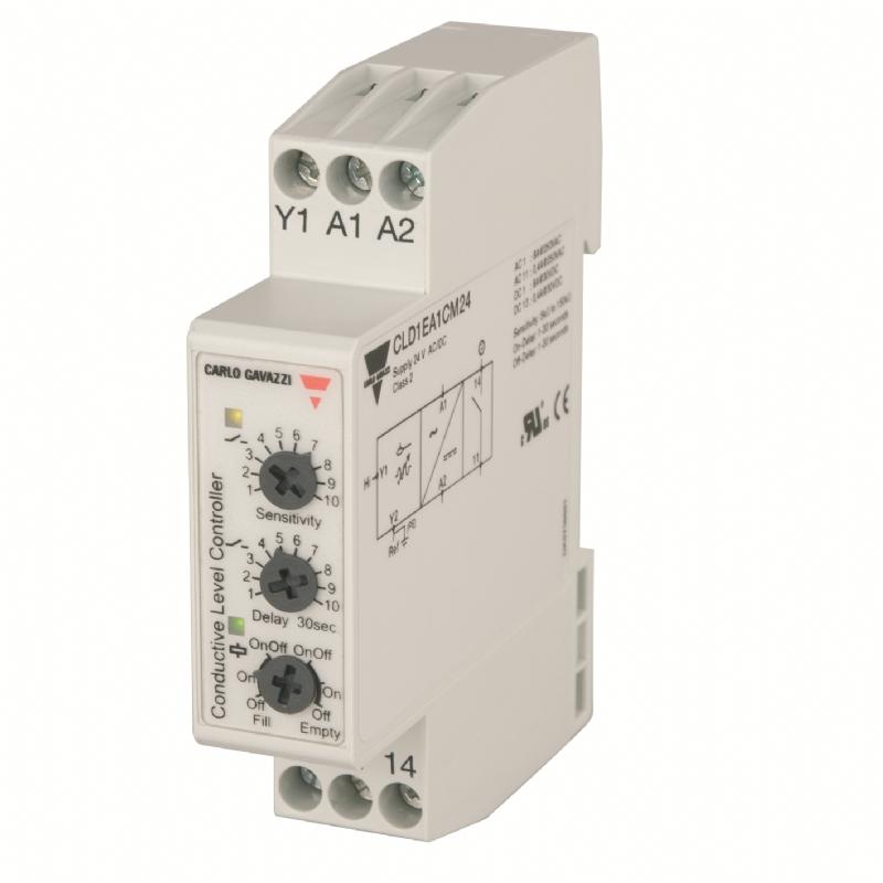 03. CLD / CLP - Amplificatori per sonde conduttive