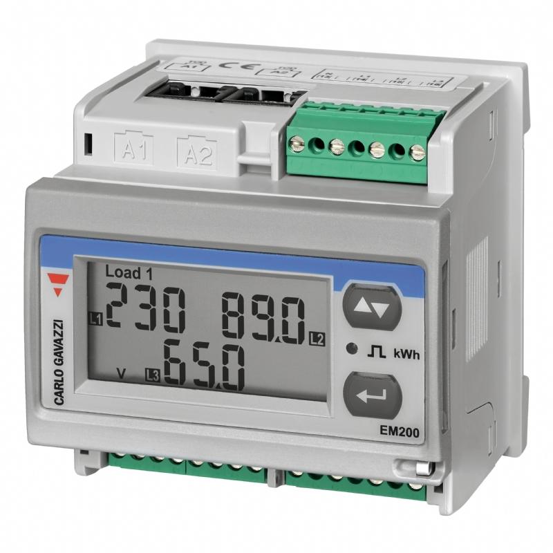 07. EM28072D & TCD06BS - misure multiple sulle linee di bassa potenza