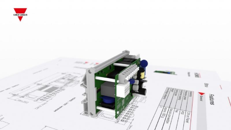 HDMS - Avviatore dinamico per motori scroll monofase e pompe sommerse
